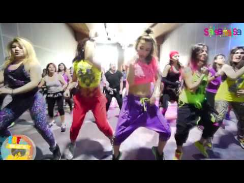 Zumba Party Video | Eskisehir Dance Festival 2017