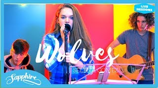 Download Lagu Wolves - Selena Gomez, Marshmello | Sapphire Gratis STAFABAND