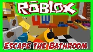 Escape The Bathroom Obby shopnow ! - viyoutube