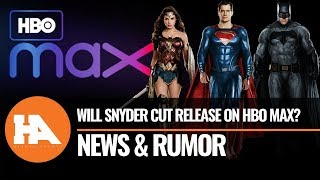 Will Snyder Cut Release on HBO Max App? |  'Shazam 2' Coming Soon? | Taika Waititi Directs 'Thor 4'