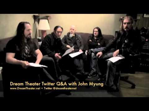 Dream Theater Twitter Q&A with John Myung Will you be writing lyrics on this album?