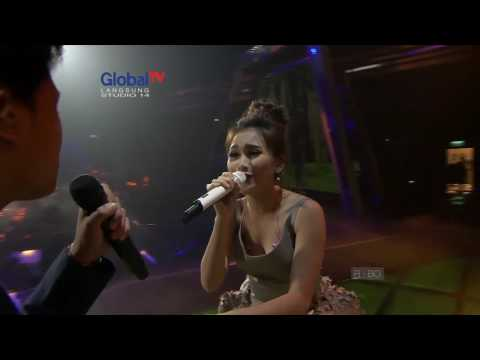 Romantic Duet Rizky Febian ft Ayu Ting Ting - Like I'm Gonna lose You [AMAZING14 GLOBALTV]