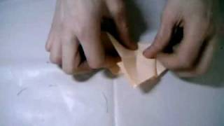 Origami Tutorial -  Andreas Rose By J.c.nolan