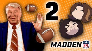 Madden NFL '94: Star Quarterback Arin - PART 2 - Game Grumps VS