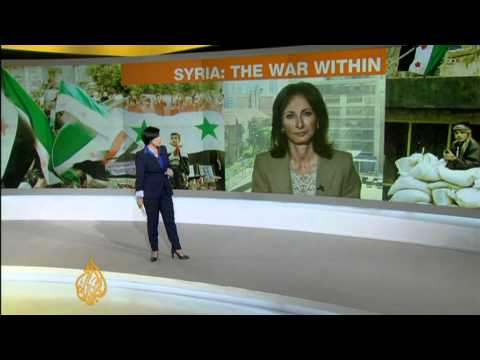 Syria: Rula Amin and Kristen Saloomey live from Beirut and New York