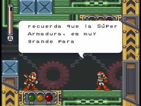 Megaman 7 - Secretos e ítems en español
