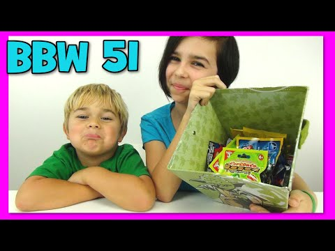 Blind Bag Wednesday EP51 - My Little Pony, Trash Pack, DC and Angry Birds