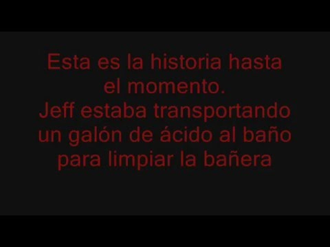 Jeff the killer Español