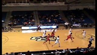 NJIT at CCSU Men's Basketball Highlights