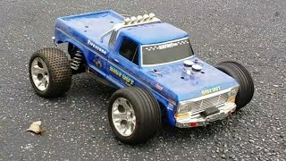 Worlds fastest RC Truck!!!