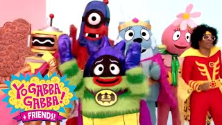 Yo Gabba Gabba 306 - Superhero | Full Episodes HD | Season 3