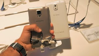 Samsung Galaxy Note 4 vs Note 3: What's Changed (4K)