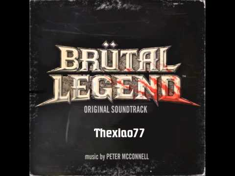 Brutal Legend - The Big Kiss