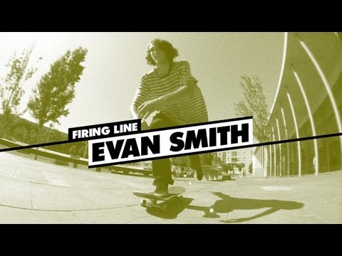 Firing Line: Evan Smith