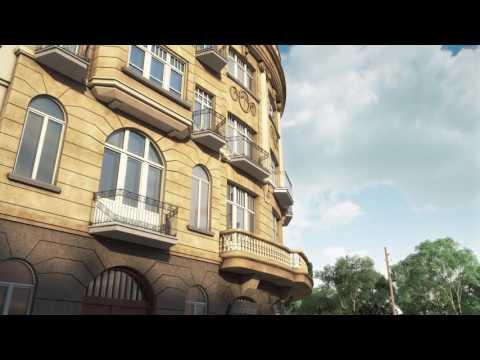 Animacja 3d Prezentująca Międzywojenny Białystok, Produkcaj 4e Agencja Reklamowa