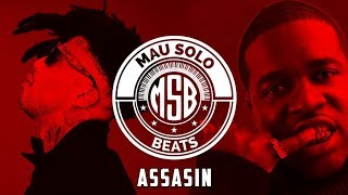 TM88 x Asap Ferg Type Beat ''ASSASIN'' Instrumental 2018 (Prod. By Mau Solo Beats)