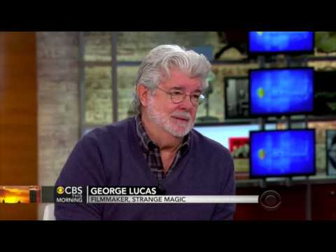 George Lucas on Oscar Diversity Controversy | CBS This Morning News