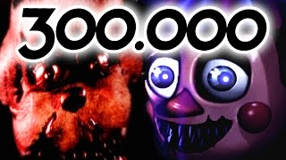 World of Jumpscares 2015: 300.000 SUBSCRIBERS!! (Special Video)