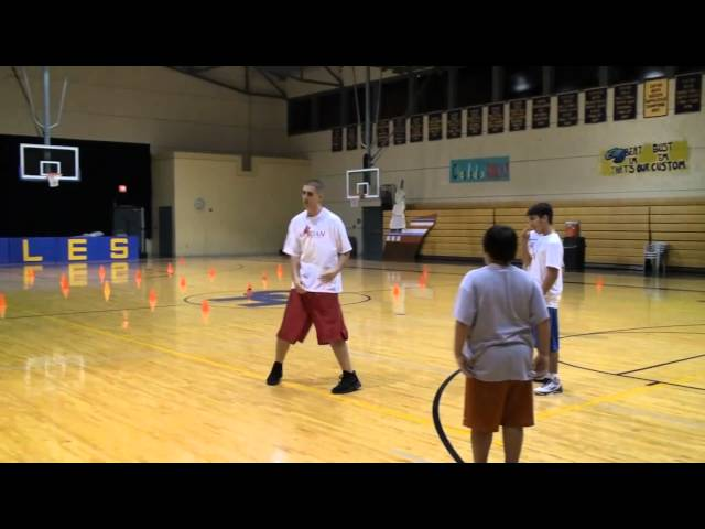San Antonio Basketball Coaches Clinic Pt. 1