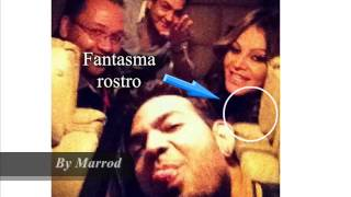 Fantasma En La Foto De Jenni Rivera