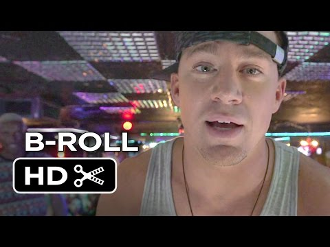 Magic Mike XXL B-ROLL (2015) - Channing Tatum, Matt Bomer Movie HD