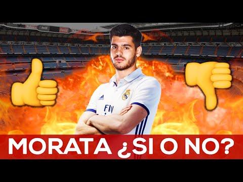 Álvaro Morata | ¿Debería el Real Madrid quedarse con él? | FICHAJES