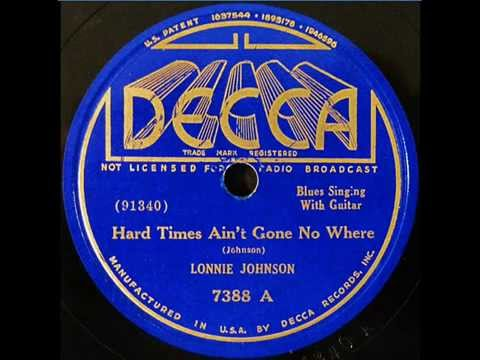 Lonnie Johnson - Cat you been