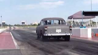 Two Lane Blacktop 55 Chevy
