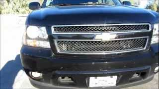 2012 Chevrolet Suburban LT Start Up and Full Tour HD