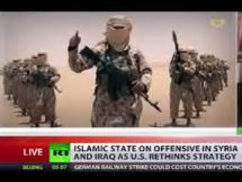 ISIS ISIL DAESH Islamic State seizes Palmyra in Syria Breaking News 2015