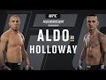 EA Sports UFC 2 Jose Aldo Vs Max Holloway UFC 212 Full Fight Simulation mp3