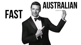 How To Do An Australian Accent FAST