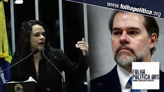'Soa como um aviso de que quem ousar questionar um ministro do STF poderá ser perseguido...