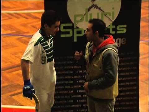 IX Torneio dos Reis: AP Porto 6-0 AP Minho Entrevistas
