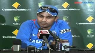 Virender Sehwag, 8th ODI  Sri Lanka v India, Brisbane