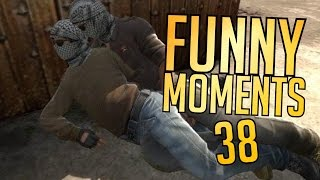 CS:GO - Funny Moments #38 (KNIFE UNBOXING, PLAYING THE DRUMS & MORE!)