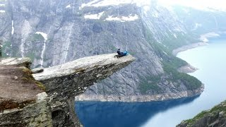 Vandringstips. Hiking in Norway to Trolltunga. Greatest hike ever!