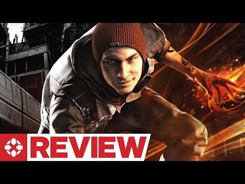IGN Reviews - Infamous: Second Son - Review