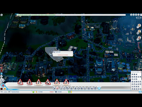 SimCity 5 (2013) - Desastres naturales...Destruccion!