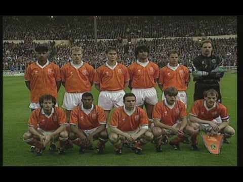 Dennis Bergkamp at Ajax 1987 - 1993 Compilation (HD)