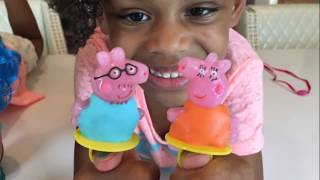 Shimmer and Shine Surprise Toy Candy | Naiah and Elli Toys Show