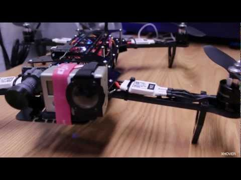 Flip FPV -video review from hoverthings multi rotor quadcopter