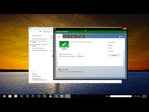 How to activate Windows Defender for Windows 8 || Free Antivirus!