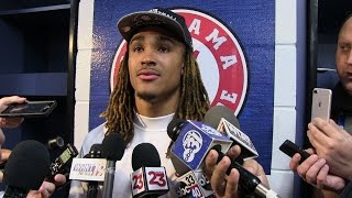 Jalen Hurts Interview After SEC Championship