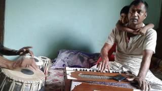 Sorbonasha podma nodi....bangla flok song.(সর্বনাশা পদ্মা নদী)