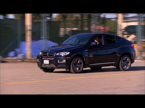 Car Tech - 2013 BMW X6 XDrive 35i