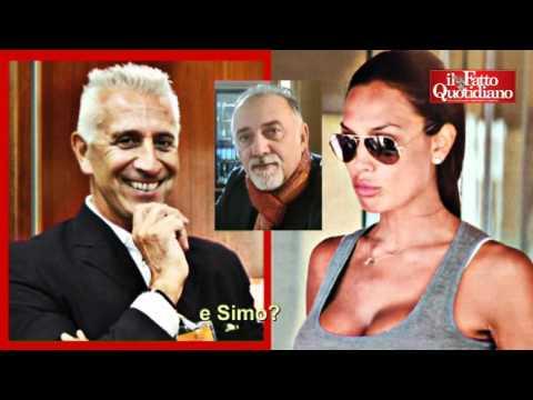 """Nicole Minetti su Giorgio Faletti: """"E' una testa di cazzo comunista"""""""