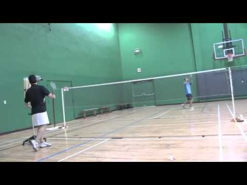 Drop Shots in Badminton Drop Shot Badminton Tips