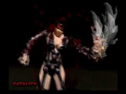 Mortal Kombat Deception - Liu Kang's Soul Invasion Fatality On All Characters (Re-Do)