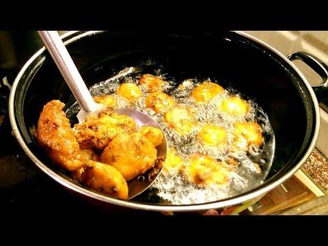 Sunday Special Recipe - कुरकुरे सूजी के पकोडे - रवा पकोडी - Sooji ki pakodi -Rawa Pakode